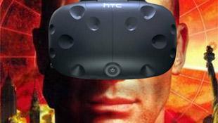 Chơi Red Alert 2 remake theo phong cách HTC Vive