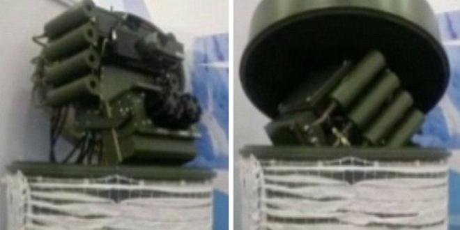 Nga chế tạo robot sát thủ bảo vệ biên giới