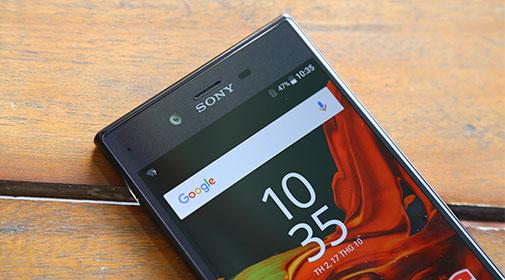 Đánh giá Sony Xperia XZ