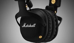 Marshall Mid Bluetooth: tai nghe không dây cao cấp thời lượng pin tới 30 giờ