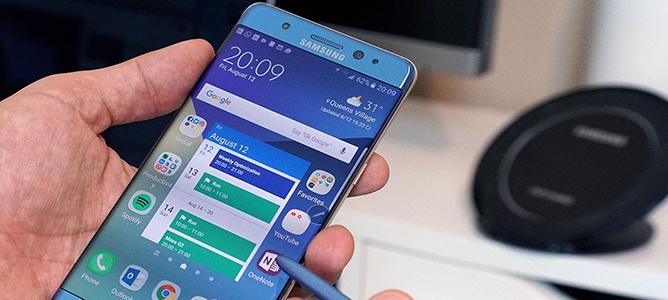 Samsung có thể bán Galaxy Note 7 tân trang tại Việt Nam vào năm sau?