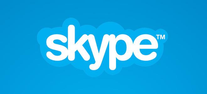 Đã có thể chat Skype không cần tài khoản