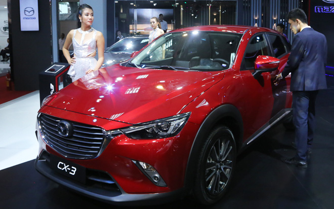 Điểm qua 7 mẫu ôtô sắp ra mắt thị trường Việt Nam