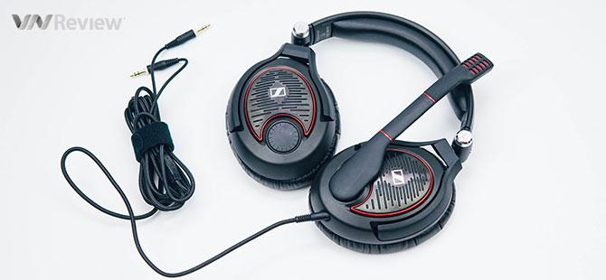 Đánh giá tai game cao cấp Sennheiser Game Zero: chất âm tốt, cực nhẹ, giá hơi cao