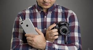 So thử ảnh chụp chân dung giữa iPhone 7 Plus và máy ảnh 1.600 USD