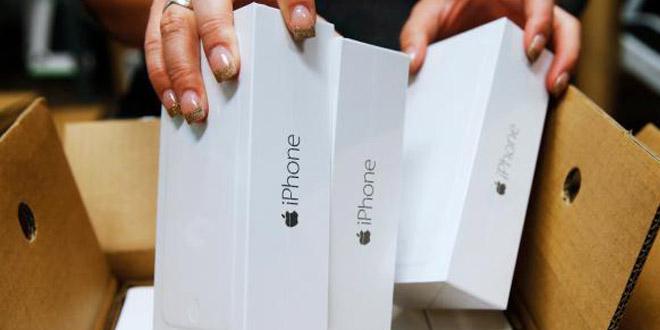 'iPhone không chắc chắn bằng các thiết bị Android'