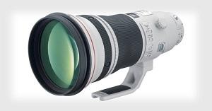Canon sẽ sản xuất ống kính 3-trong-1: tiêu cự 400mm với 2 extender nằm bên trong?