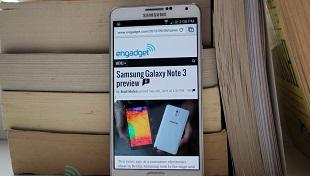 Samsung bán Galaxy Note 3 tân trang trong dịp Black Friday