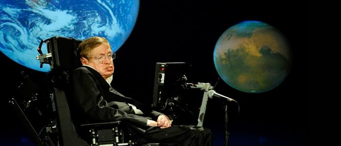 Stephen Hawking: Loài người chỉ còn 1000 năm để di cư khỏi Trái Đất