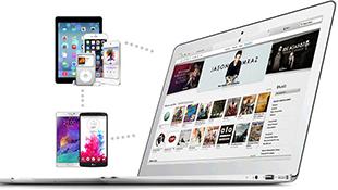 Quản lý toàn diện thiết bị iOS/Android từ máy tính