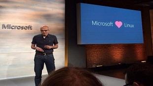 Microsoft gia nhập... Linux Foundation