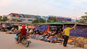 Sự yên tĩnh bứt rứt ở 'thị trấn Samsung Bắc Ninh'