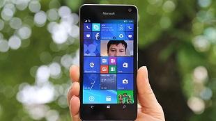 Chỉ 15% thiết bị Windows Phone tại Mỹ đang chạy Windows 10