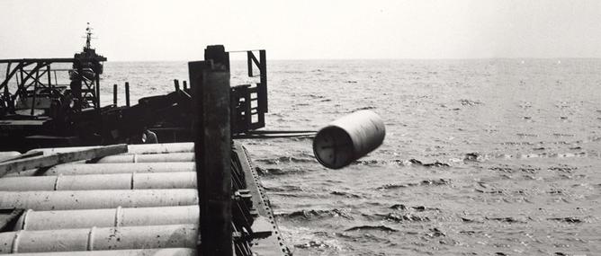 Bóng ma vũ khí hóa học từ chiến tranh đang quay lại