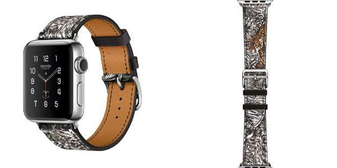 """Hermes giới thiệu dây đeo """"hàng hiệu"""" cho Apple Watch"""