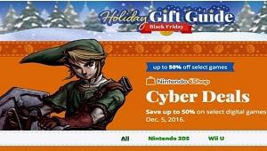 Black Friday: Nintendo đang giảm giá 50% nhiều tựa game 3DS, Wii U