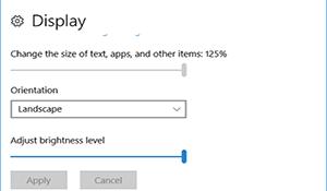 3 cách điều chỉnh độ sáng màn hình trong Windows 10