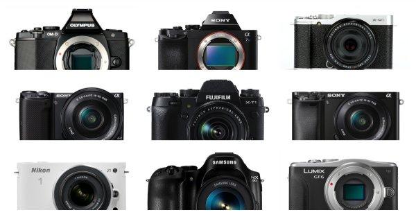Top 19 máy ảnh mirrorless tốt và phổ biến - VnReview - Tư vấn