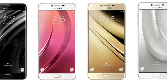 Samsung Galaxy C7 Pro bị rò rỉ cấu hình và điểm benchmark