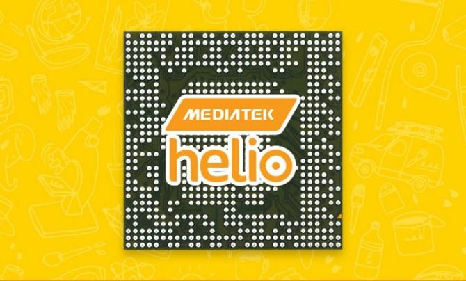 Helio P35 phát triển chip Helio P35, thay thế cho Qualcomm Snapdragon 660