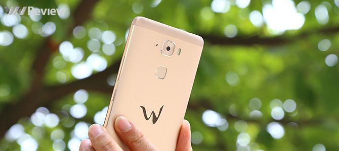 Đánh giá nhanh smartphone thương hiệu lạ W Mobile S1