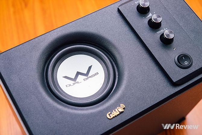Đánh giá phiên bản loa GoldSound G551s-USB mới: nâng cấp mạnh về bass