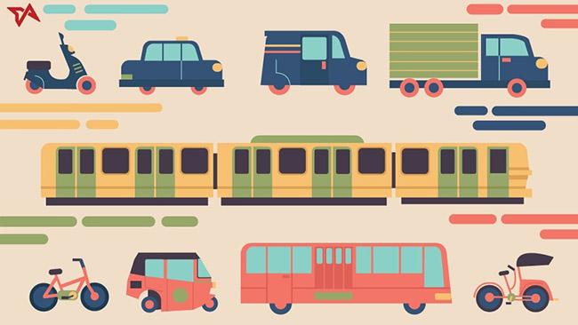 """Sự cạnh tranh từ những """"người mới"""" như Uber và Grab với các hãng taxi  truyền thống và các dịch vụ cho thuê xe du lịch đã tạo điều kiện cho người  ..."""