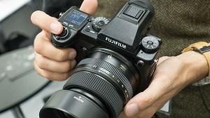Đây là tiếng màn trập của chiếc máy ảnh medium format đầu tiên của Fujifilm