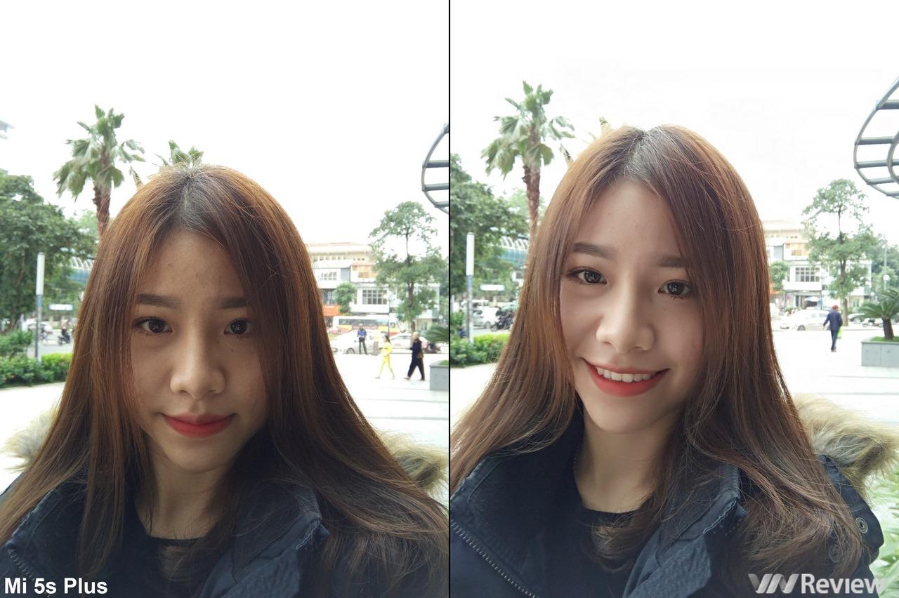 So sánh camera Samsung Galaxy C7 và Xiaomi Mi 5s Plus