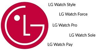 LG sắp ra 4 smartwatch và dịch vụ thanh toán di động?