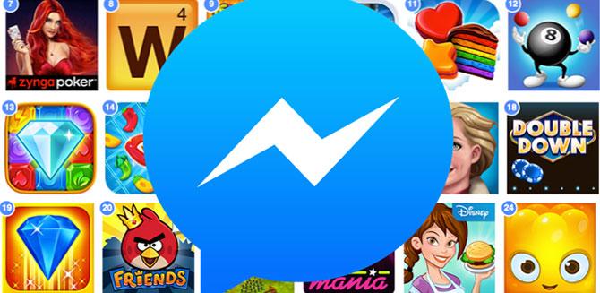 Chấm điểm 17 tựa game mới trên Facebook Messenger