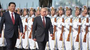 """Nga nhờ Trung Quốc giúp xây dựng """"Great Firewall"""""""