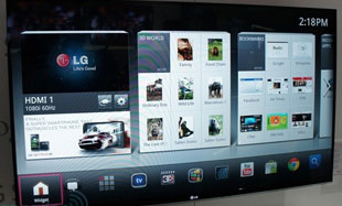 LG bán ra Google TV từ ngày 21/5