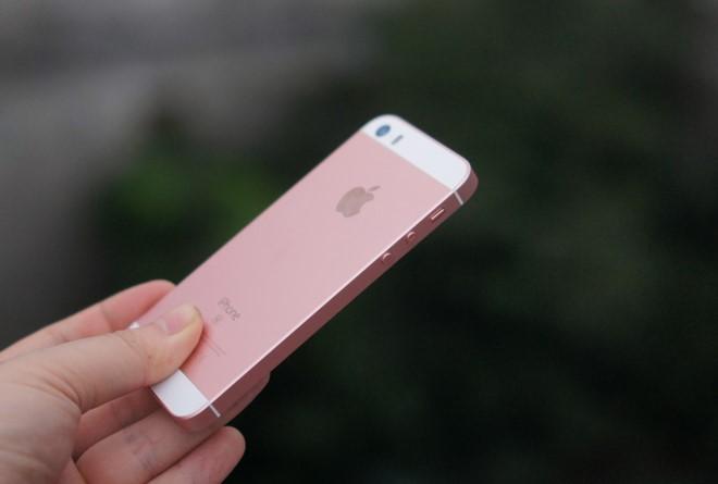 iPhone SE chính thức giảm giá 2 triệu đồng