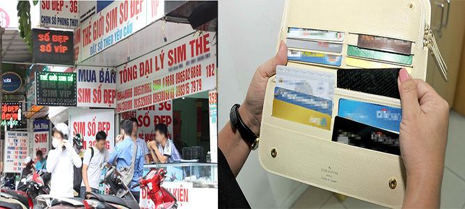 SIM rác, ATM rác - kiểu kinh doanh làm nghèo đất nước
