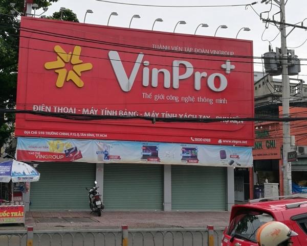 Cửa hàng VinPro+ bỗng thành FPT Shop, chuyện gì đang diễn ra?