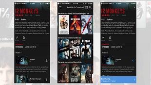 Netflix bắt đầu cho phép người dùng xem phim offline