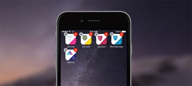 Chuyện tưởng đùa: giải phóng bộ nhớ iPhone bằng cách tải thêm ứng dụng