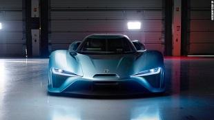 Trung Quốc ra mắt xe điện nhanh nhất thế giới