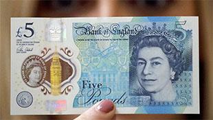 Anh: Người ăn chay phản đối tờ tiền vì có… mỡ động vật