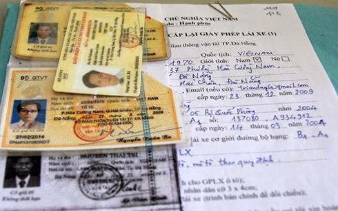 Bộ GTVT giải thích về quy định đổi giấy phép lái xe