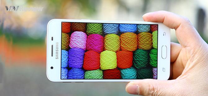 Đánh giá nhanh Samsung Galaxy J5 Prime: bản rút gọn của Galaxy J7 Prime