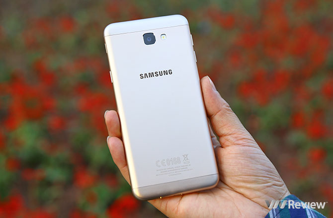 Đánh giá nhanh Samsung Galaxy J5 Prime: bản rút gọn của