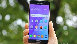 Galaxy A series sẽ được trang bị màn hình cong?