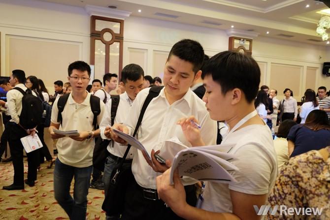 1000 ứng viên tham gia Ngày hội việc làm tiếng Nhật của VietnamWorks
