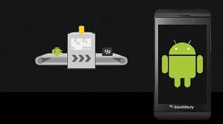 Các ứng dụng Android của BlackBerry nhận cập nhật