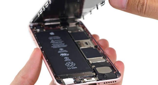 Apple đổ tại không khí làm iPhone 6s lỗi sập nguồn