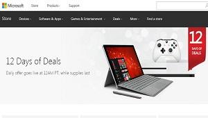 Microsoft tung chương trình giảm giá kéo dài 12 ngày, bắt đầu từ hôm nay