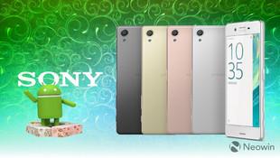 Sony công bố chi tiết Android 7.0 và những mẫu Xperia được lên
