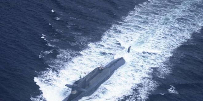 Trung Quốc nghiên cứu cách để tàu ngầm vô hiệu hoá sonar